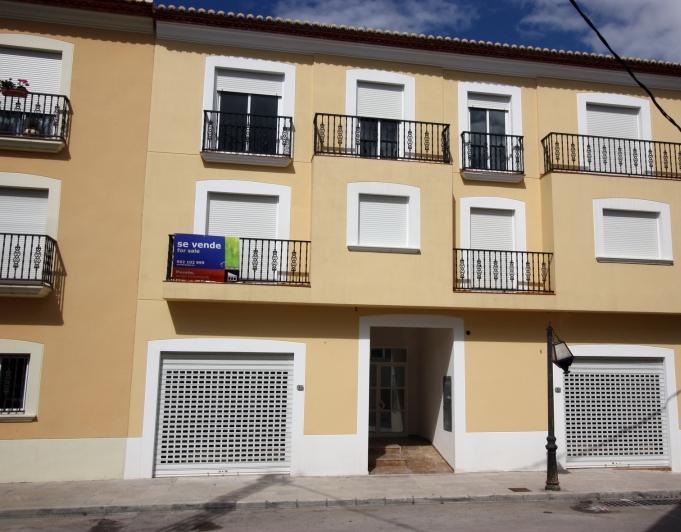 Apartment Orba/Orba valley Alicante Costa Blanca – Spain